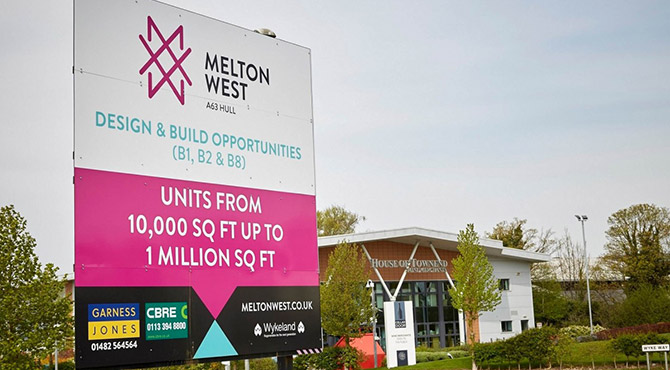 Melton West Business Park