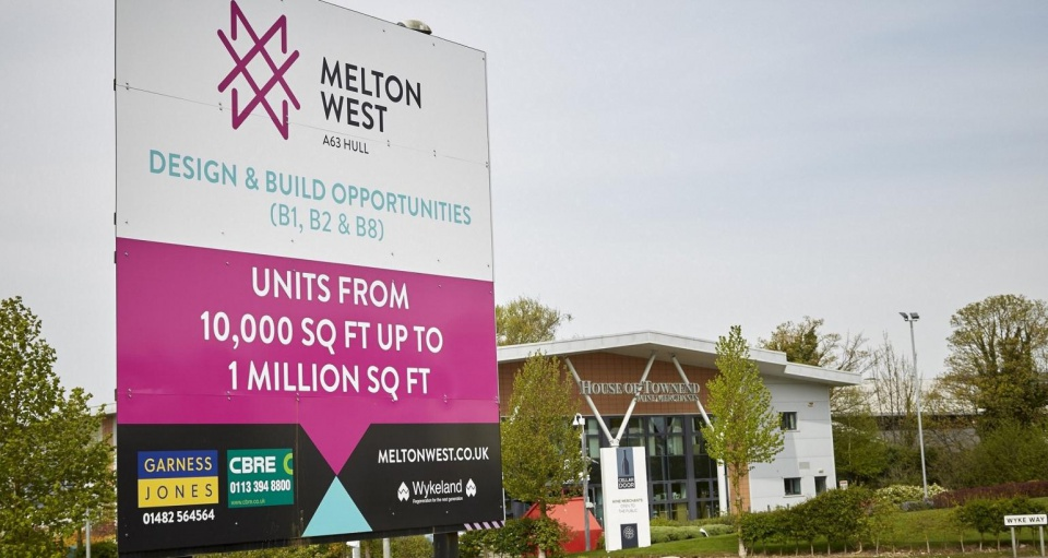 Garness Jones appointed at Melton West business park