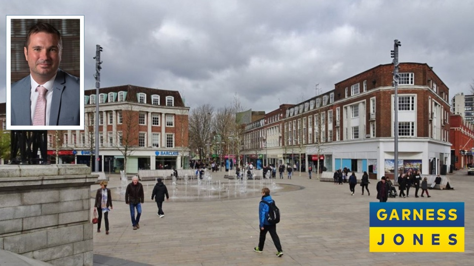 Planning law change allowing landlords to turn shops into homes could boost struggling cities and towns,