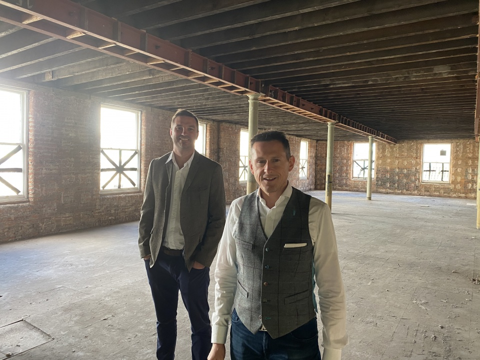 Hull businessman steps in to buy historic King's Buildings after London investors walked away from deal in lockdown