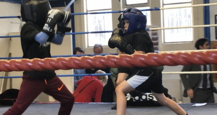 Garness Jones delighted to be in St Paul's Amateur Boxing Club's corner as business investment helps secure long-term future