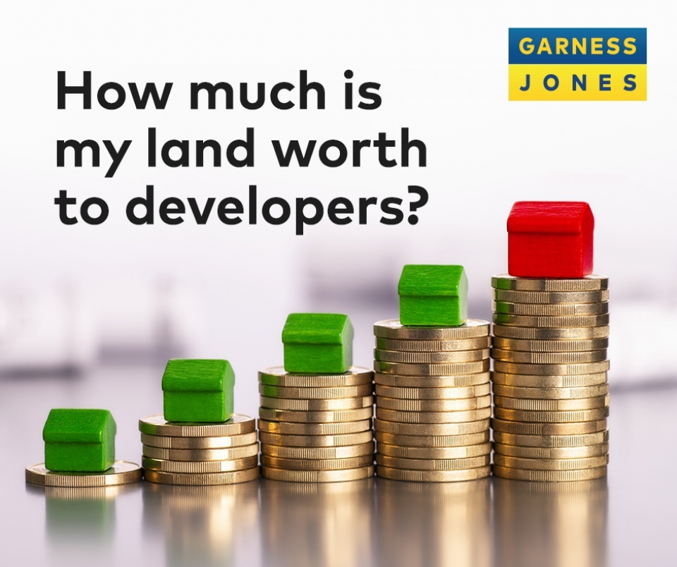 How much is land worth in my area? And what increases the value?